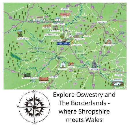 Explore Oswestry