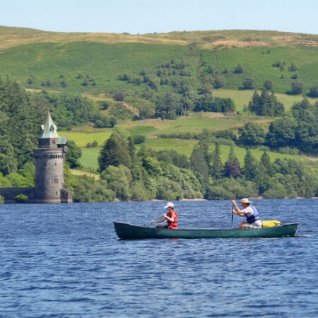 Explore Lake Vyrnwy