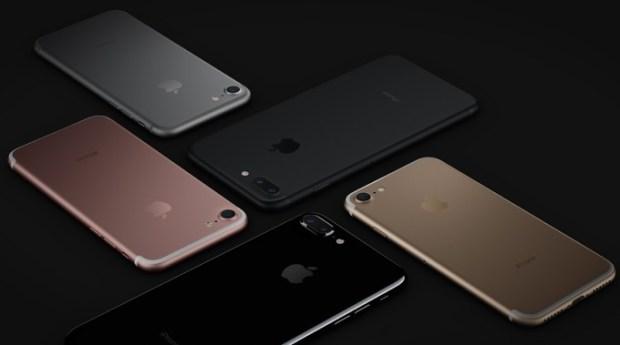 Стала известна емкость аккумуляторов iPhone 7 и 7 Plus