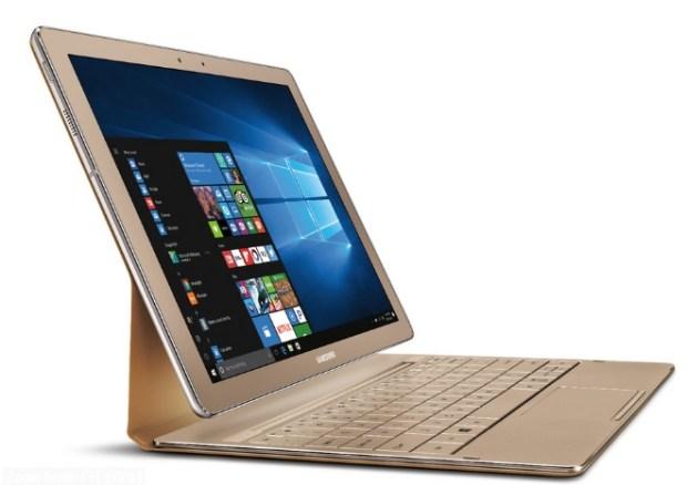 Новая версия планшета Samsung Galaxy TabPro S получила больше ОЗУ и окрашена в золотой цвет