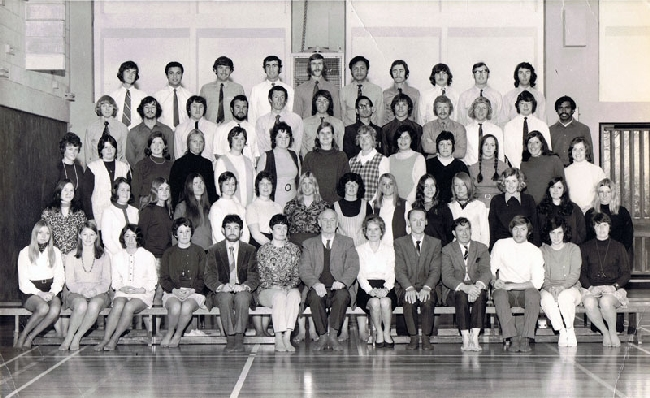 Dipphed 1971 Photo Galleries School Of Physical