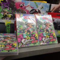 【ゲーム】いよいよ7/21スプラトゥーン2発売!そして高価買取します!
