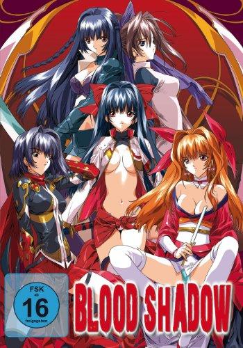 Blood Shadow | Dein Otaku Shop für Anime, Dakimakura, Ecchi und mehr