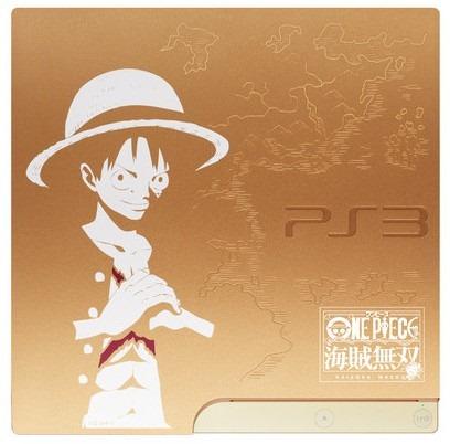 One Piece Kaizoku Musou Gold Edition 02 Namco Bandai presenta la espectacular PlayStation 3 One Piece Kaizoku Musou Gold Edition