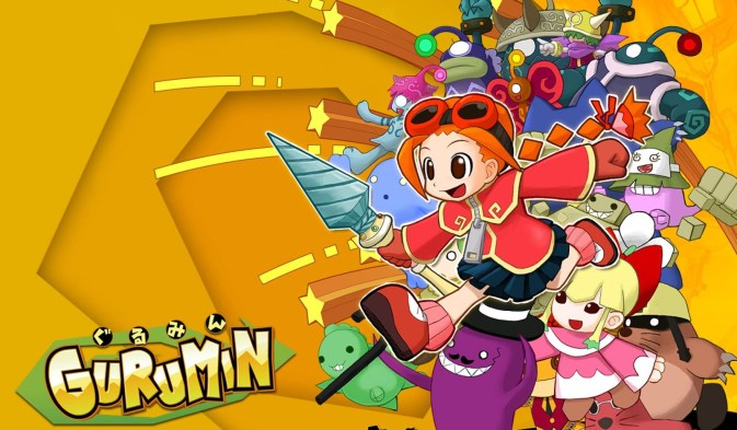 Image result for Gurumin on Steam
