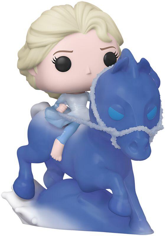 Frozen POP! Elsa Riding Nokk Vinyl Figure