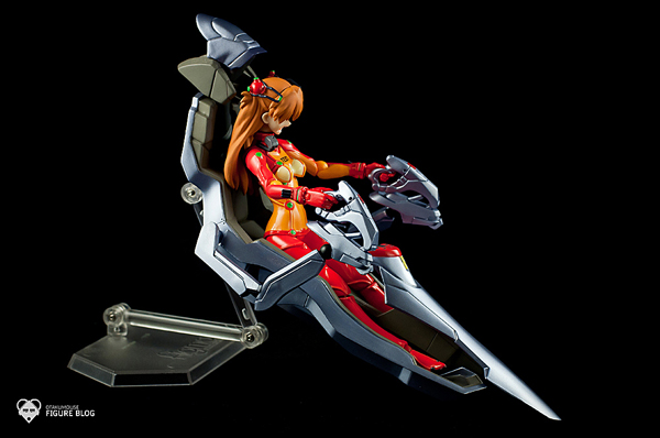 Review | Max Factory: Figma Shikinami Asuka Langley (4)