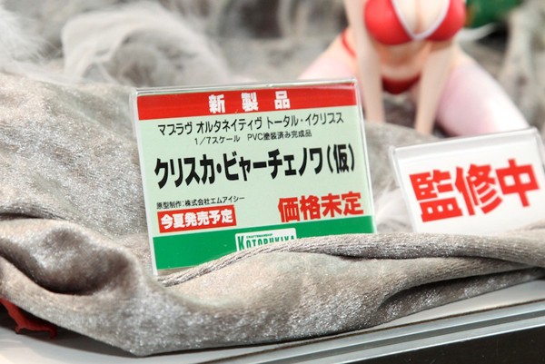 Report | Wonfes 2012 Winter: Kotobukiya (52)