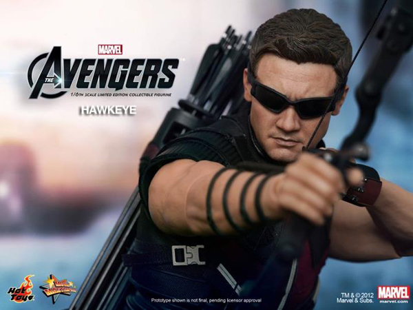 Preview | Hot Toys: Avengers Hawkeye (16)