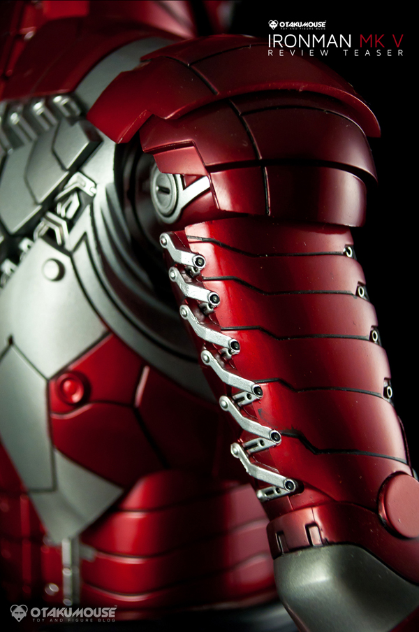 Review Teaser | Hot Toys: Ironman Mk V (1)