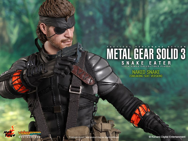Preview | Hot Toys: Naked Snake (14)