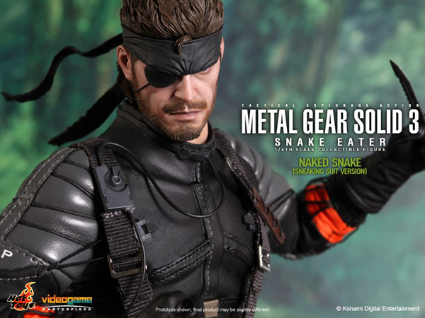 Preview | Hot Toys: Naked Snake (13)