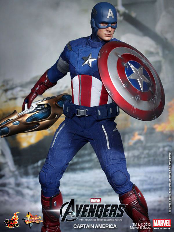 Preview | Hot Toys: Captain America (Avengers) (14)