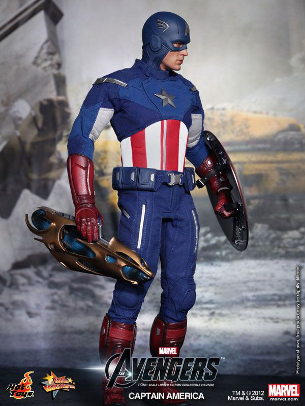 Preview | Hot Toys: Captain America (Avengers) (13)