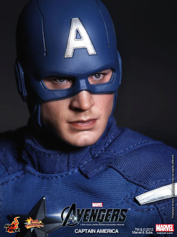 Preview | Hot Toys: Captain America (Avengers) (11)