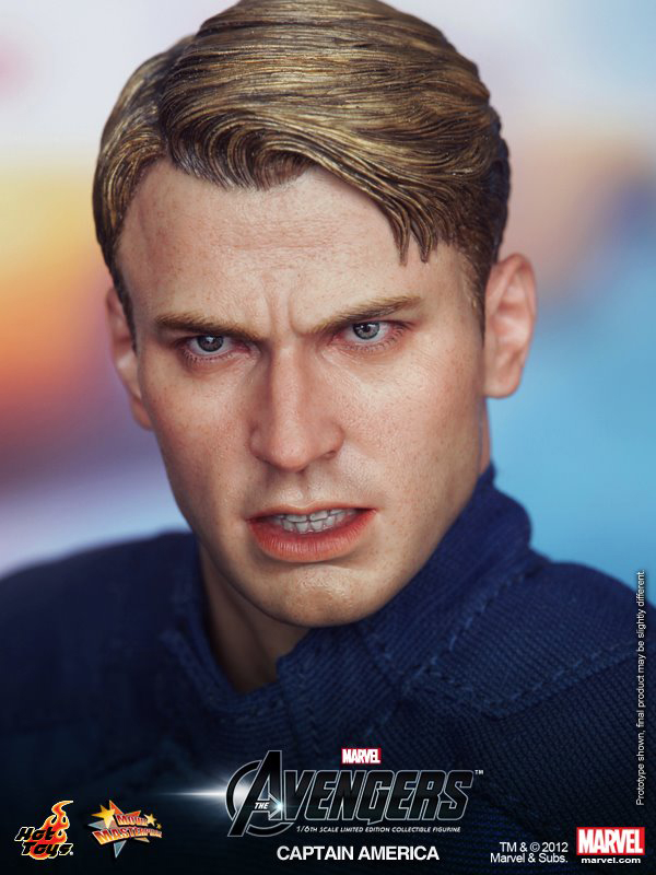 Preview | Hot Toys: Captain America (Avengers) (8)