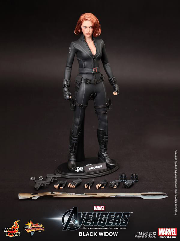 Preview | Hot Toys: Black Widow (10)