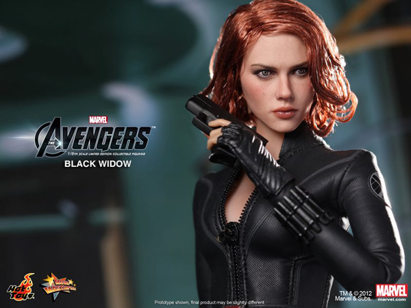 Preview | Hot Toys: Black Widow (2)