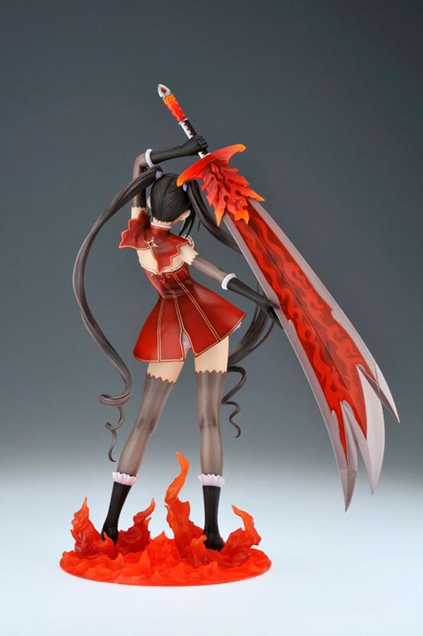Preview | Kotobukiya: Sakuya (Crimson Mode) (3)