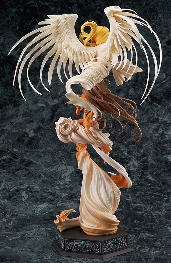 Preview   Max Factory: Belldandy & Holy Bell (3)