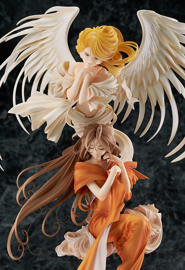 Preview   Max Factory: Belldandy & Holy Bell (4)