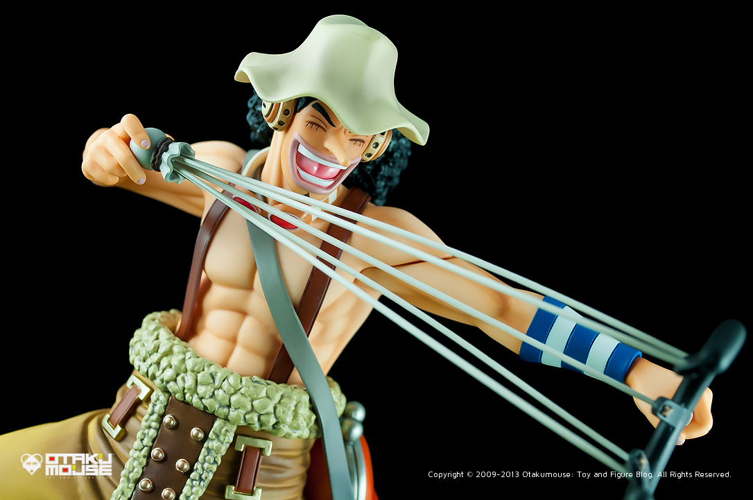 "Review | Megahouse: Usopp (Portrait of Pirates ""Sailing Again"") (11)"