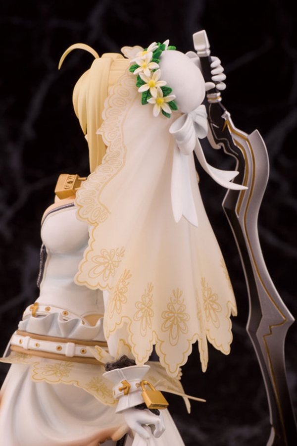 Preview | Alphamax: Saber Bride (Fate/Extra CCC) (6)