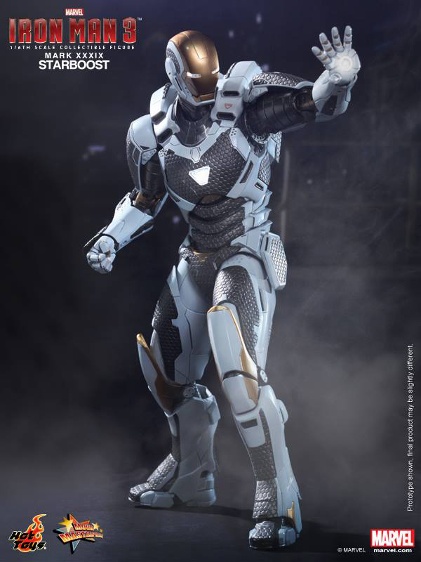 Preview   Hot Toys: Ironman Mark XXXIX (Starboost) (6)