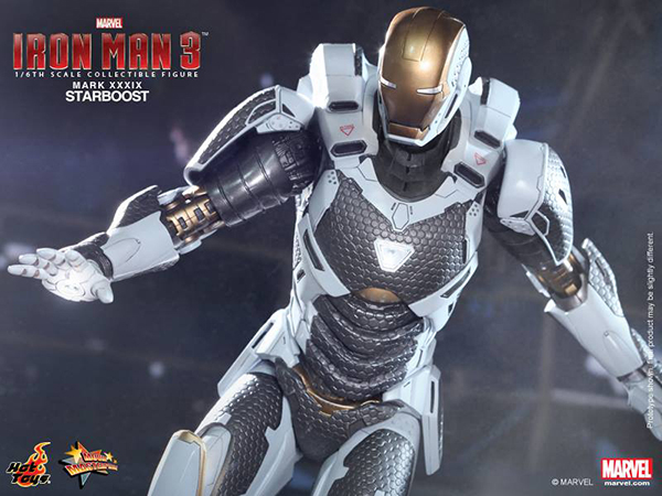 Preview   Hot Toys: Ironman Mark XXXIX (Starboost) (11)