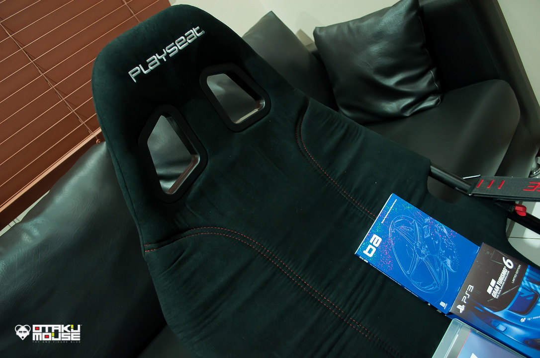 Playseat Challenge and Logitech's G27 Combo (5)