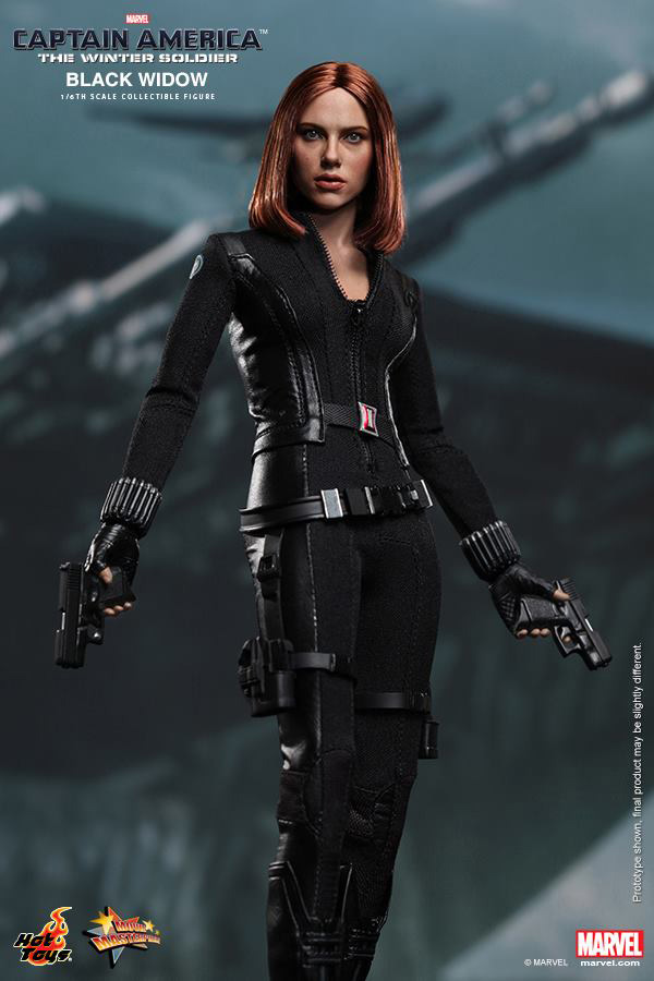 Preview | Hot Toys: Black Widow (Captain America: The Winter Soldier) (1)