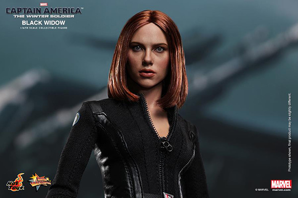 Preview | Hot Toys: Black Widow (Captain America: The Winter Soldier) (10)