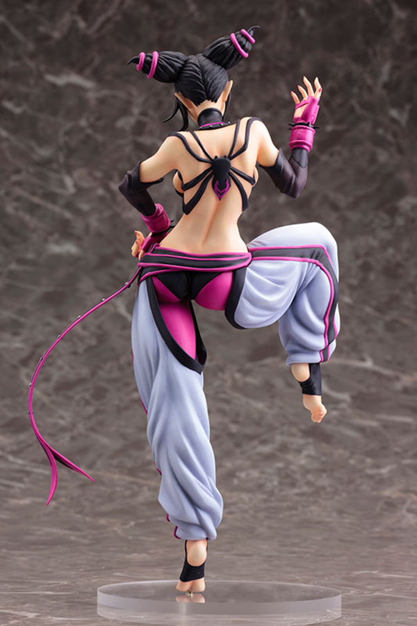 Preview | Kotobukiya: Han Juri (3)