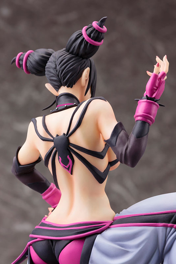 Preview | Kotobukiya: Han Juri (9)