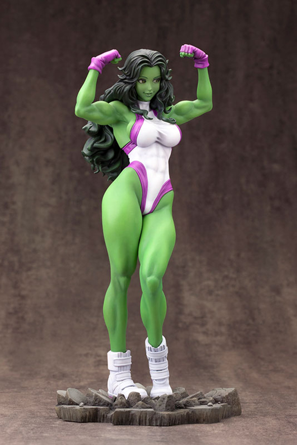 Preview | Kotobukiya: She-Hulk (9)