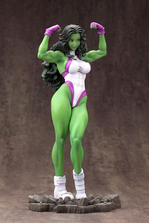 Preview | Kotobukiya: She-Hulk (9)