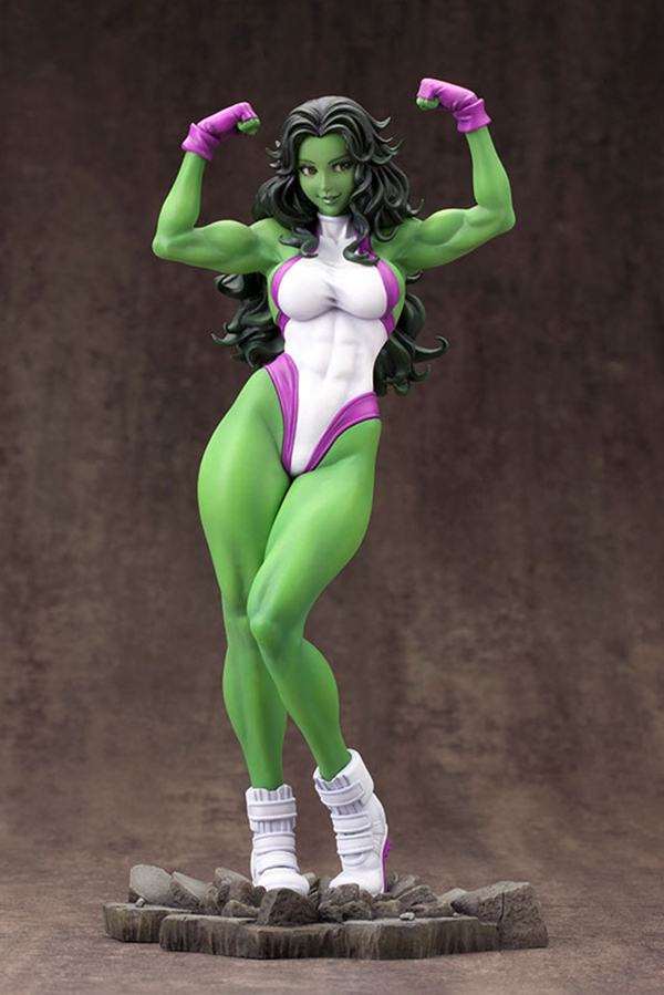 Preview | Kotobukiya: She-Hulk (10)