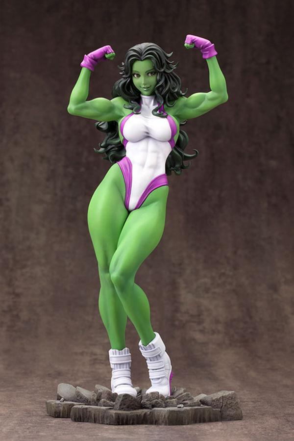 Preview | Kotobukiya: She-Hulk (10)