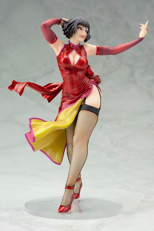Preview | Kotobukiya: Anna Williams (3)