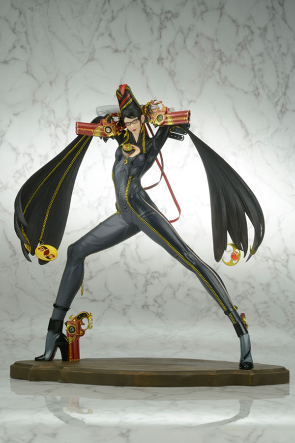 Preview | Flare: Bayonetta (3)