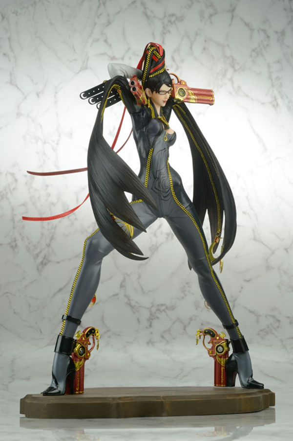 Preview | Flare: Bayonetta (6)