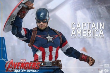 Preview   Hot Toys: Captain America (Age of Ultron) (18)