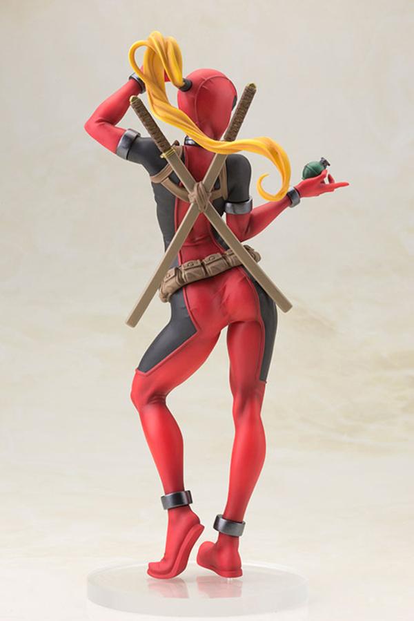 Preview   Kotobukiya: Lady Deadpool (3)