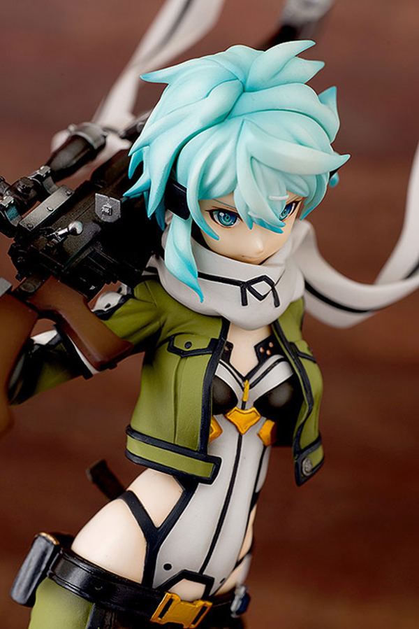Preview | Aquamarine: Sinon (6)