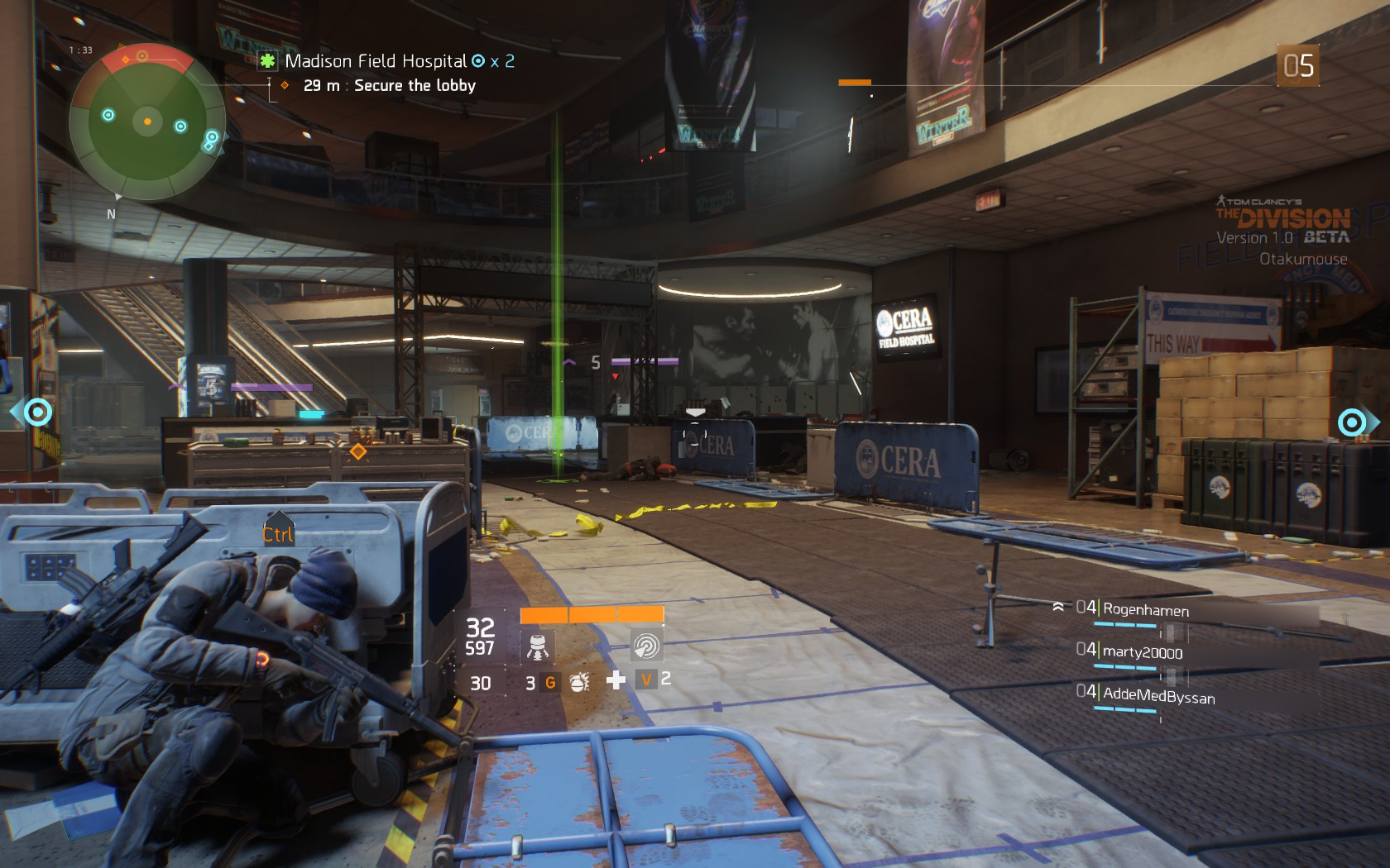 My Experience With The Division Beta (Ultra Settings) (25)
