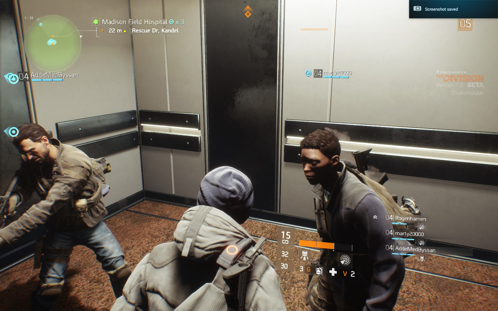 My Experience With The Division Beta (Ultra Settings) (30)