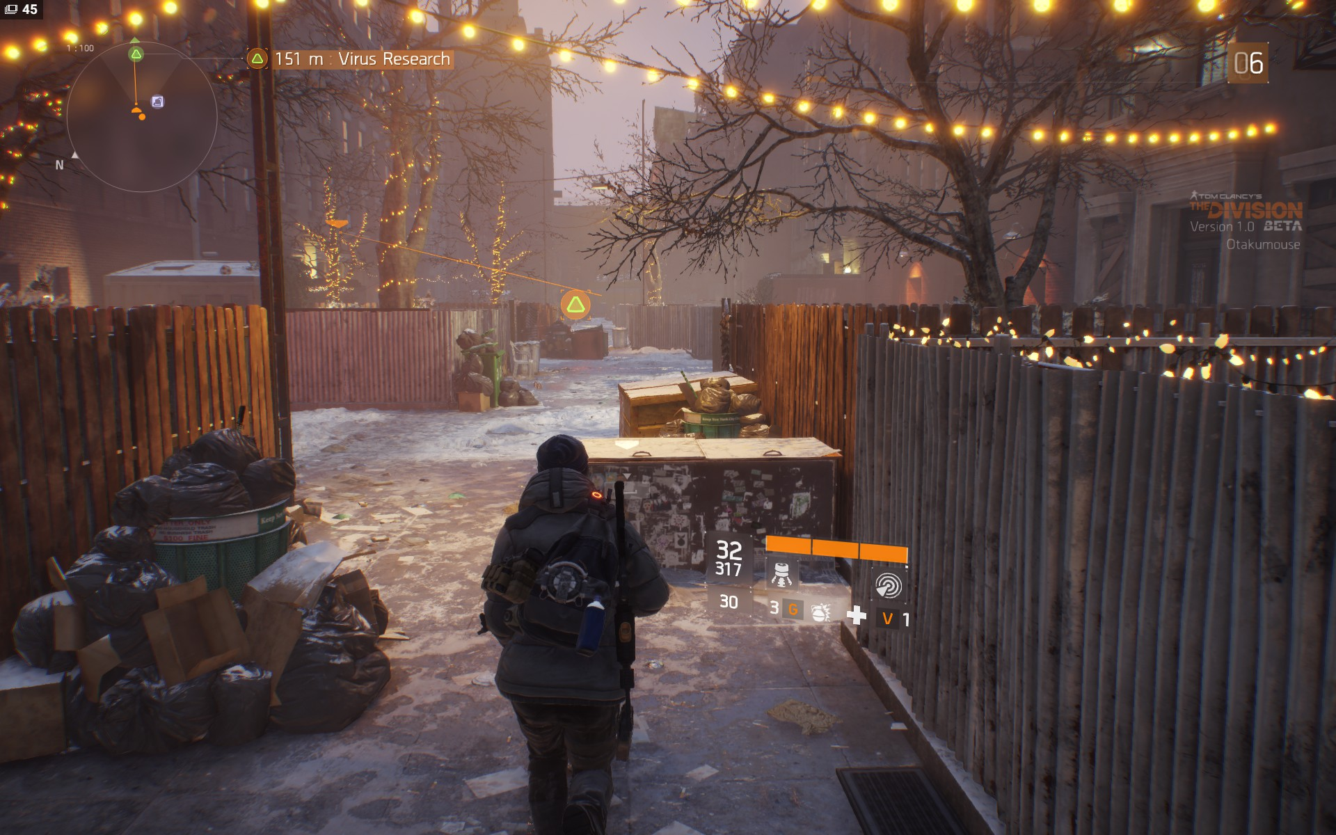 My Experience With The Division Beta (Ultra Settings) (36)