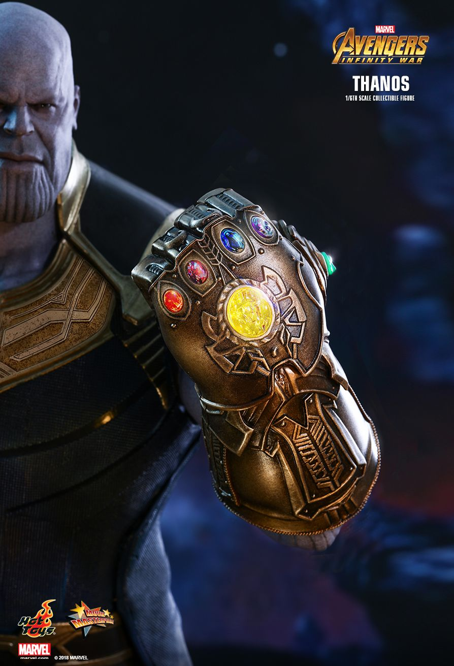Hot Toys Thanos (Avengers: Infinity War)