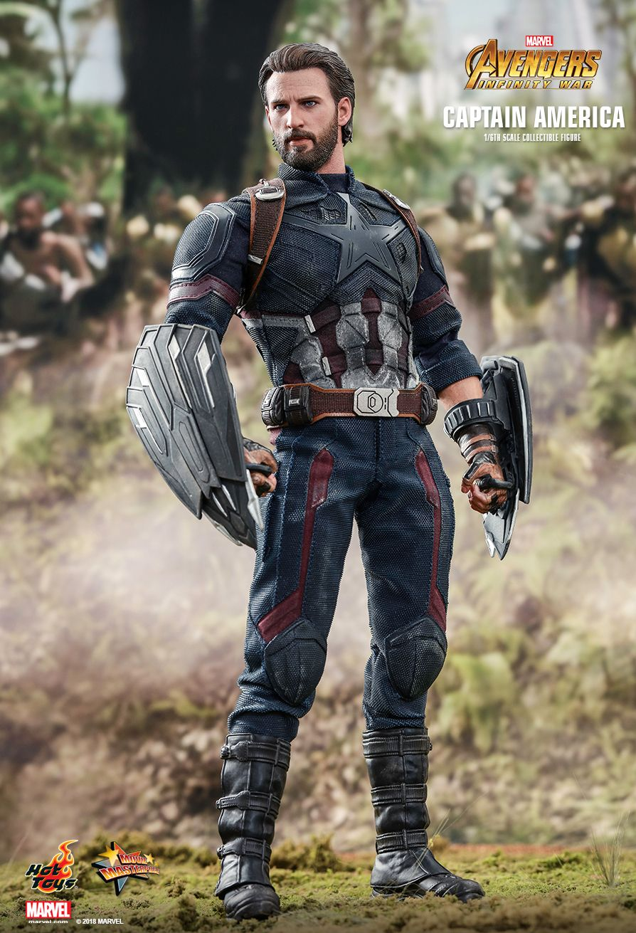 Hot Toys Captain America (Avengers: Infinity War)