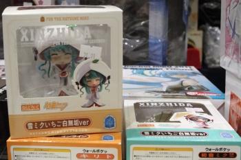 Xinzhida Bootleg Hatsune Miku figures